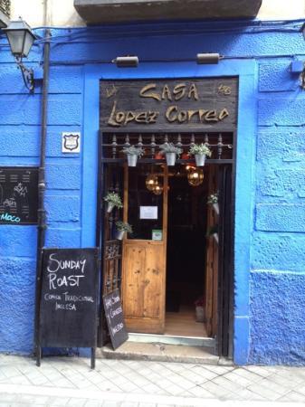 Casa Lopez tapas bar granada