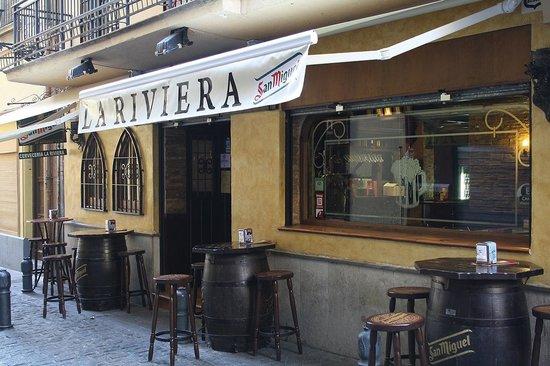 Bar la Riviera tapas bar granada