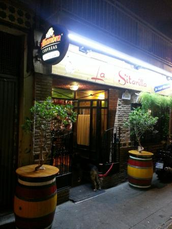 La Sitarilla Tapas Bar Granada