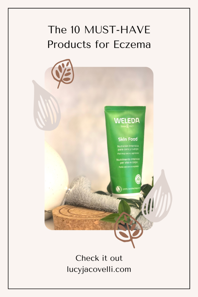 top 10 must-have creams for eczema weleda skin food