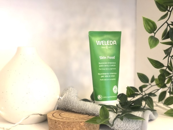 weleda skin food for eczema prone skin