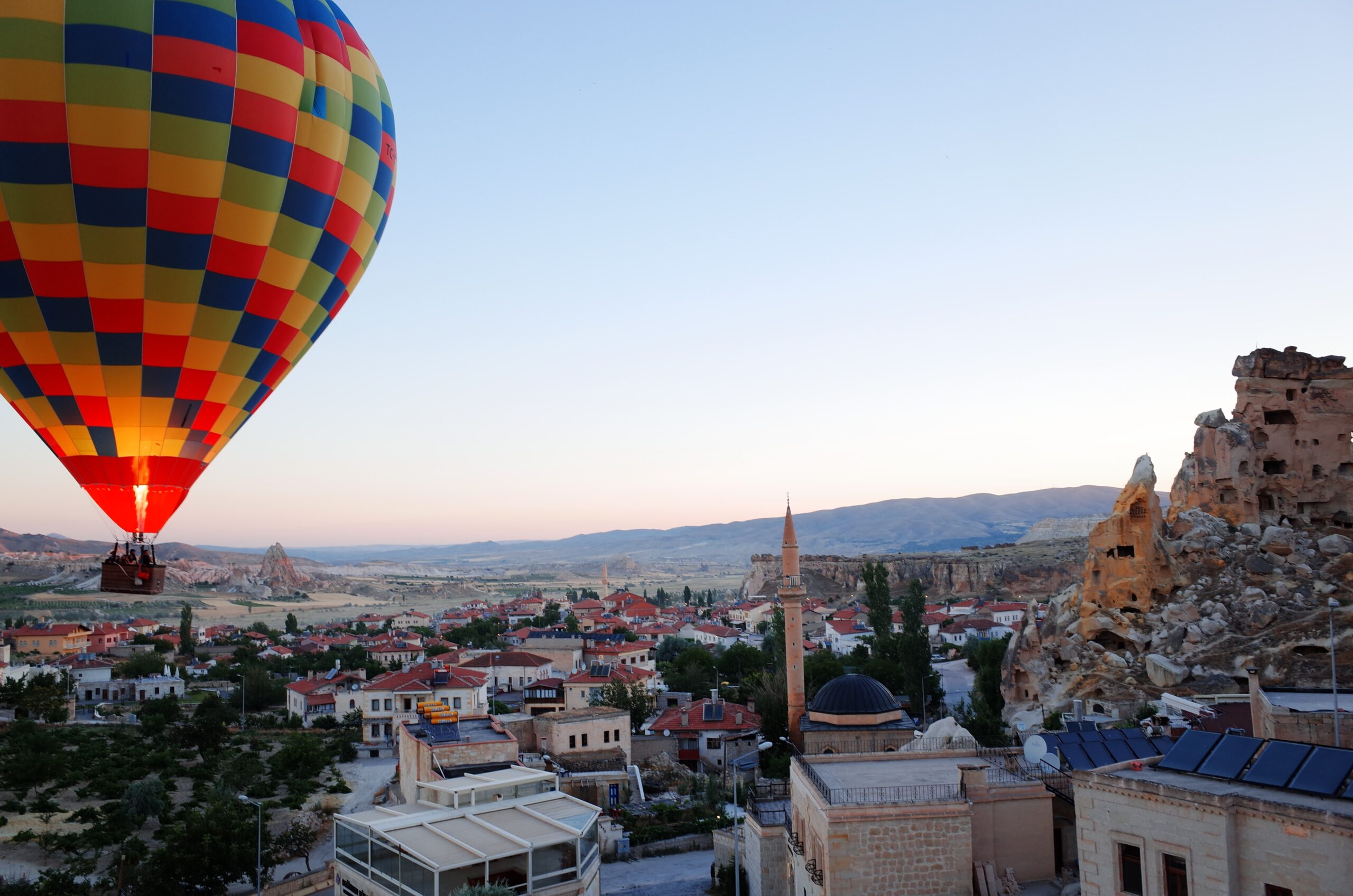top 10 locations on my interrail bucket list summer 2021 cappadocia turkey hot air balloon
